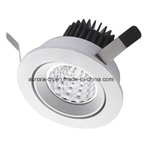 Indoor LED Reccessed Light/COB LED Downlight (S-D0001)
