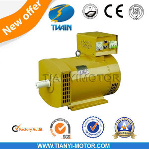 Three Phase Stc Generator with Pulley