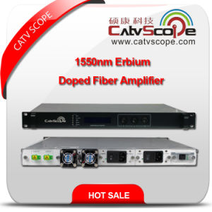 High Performance 1550nm Standard Erbium Doped Fiber Amplifier (EDFA)