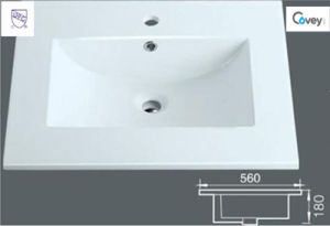 Sanitary Ware Wash Basin/Australian Bathroom Basin (4922) pictures & photos