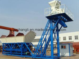 50m3/H Mini Concrete Batching Plant, Concrete Cement Mixing Plant pictures & photos