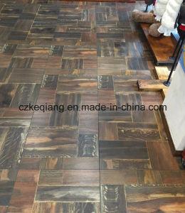 Amercian Rural Decorative Style Wood Laminate Laminated Flooring