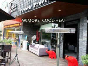 Fashion! Waterproof & Dustwroof Quartz Heater Commercial Heater pictures & photos