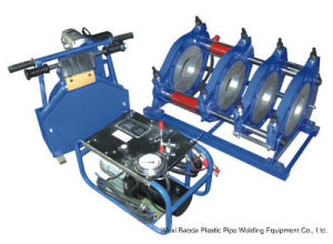 Plastic Pipeline Welding Machine (BRDH 355, Hydraulic)