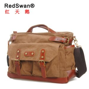 Designer New Canvas Travel Weekend Man Bag Briefcase (RS-6859) pictures & photos