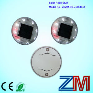 Hot Sale Solar Road Stud / LED Flashing Road Marker for Roadway Construction pictures & photos