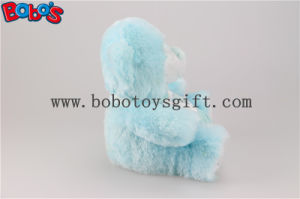 Blue Baby Toys Teddy Bears with Embroidery Bear Logo Scarf pictures & photos