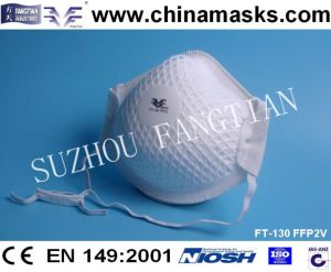 Security Face Mask Disposable Dust Mask with CE pictures & photos