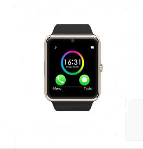 2016 Hotsell Gt08 Bluetooth SIM Card Android Smart Watch Mobile/Cell Phone
