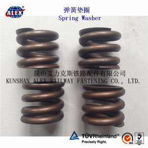 Dacromet Spring Washer for Nabla Railway Fastening System pictures & photos