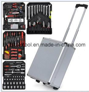 186PCS Aluminum Box Tool Set New Car Tools From Chinese Factory Name 399PCS, 599PCS pictures & photos