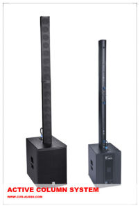 Professional Active Column Line Array Speaker Conference Sound System pictures & photos