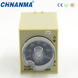 AC 220V 5A Digital Display Time Delay Relay pictures & photos