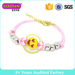 Fashion Jewelry Axe Buckle String Bracelet for Young pictures & photos