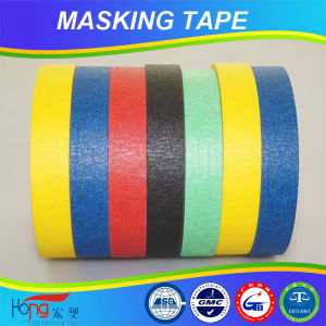 General Purpose Rubber Base Masking Paper Tape for Painting