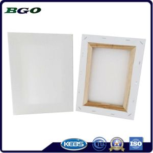 """Stretched Blank Canvas with Frame (16""""X20"""") pictures & photos"""