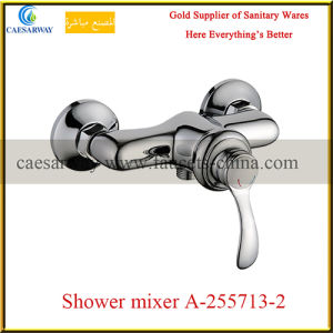 Sanitary Ware Wall Mounted Brass Shower Faucet pictures & photos
