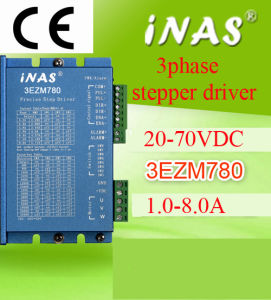 3phase Stepper Motor Driver for Laser Machine (3EZM780)