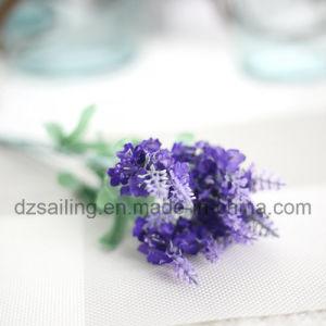 Romantic Lavender Bouquet Artificial Flower for Decoration (SW02611) pictures & photos