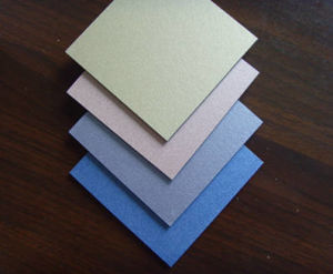 ISO Standard PE and PVDF Coated Aluminium Composite Panel pictures & photos