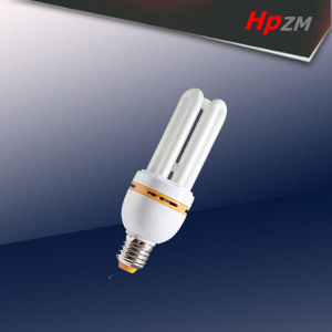 9W U Shape CFL Energy Saving Bulb pictures & photos