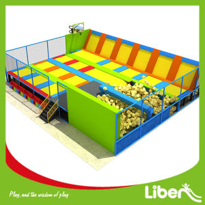 with Foampit Colorful Kids Indoor Trampoline pictures & photos