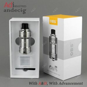 25mm Diameter 5.8ml Obs Crius Plus Rta Tank Obs Crius Plus Tank pictures & photos