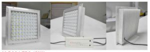Meanwell Driver IP65 LED Petrol Sattion Canopy Lighting pictures & photos