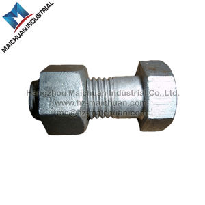 M3-M56 DIN933 DIN931 DIN558 DIN601 DIN960 Standard Hex Bolts pictures & photos