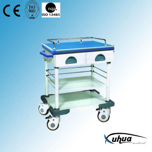 High Quality Hospital Medical Crash Cart (N-4) pictures & photos