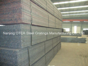 Low Carbon Steel Bar Grating pictures & photos