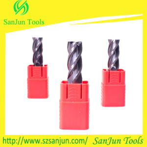 Tiain Coating Tungsten Carbide End Mill pictures & photos
