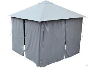 Grey Steel Garden Gazebo Canopy Shelter pictures & photos