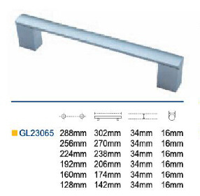 Steel Furniture Cabinet Kitchen T-Bar Pull Handles Gl23065 pictures & photos