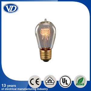 Carbon Filament Light Bulb St45 pictures & photos