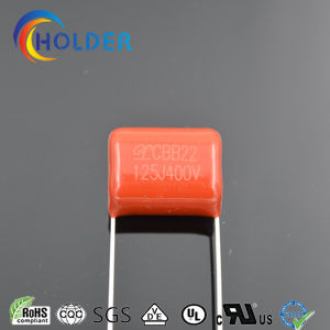 Metallized Ploypropylene Film Capacitor (CBB22 125J/400V) pictures & photos