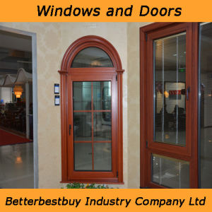 Top Quality Aluminum-Wood Window pictures & photos