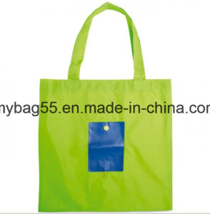Cheap Price Custom Folded Nonwoven Shopping Bag pictures & photos