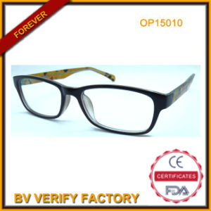 Cp Material Optical Glasses with Good Quality (OP15010) pictures & photos