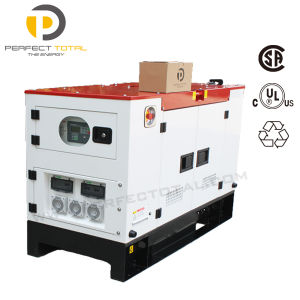 10kw Single Phase Diesel Generator