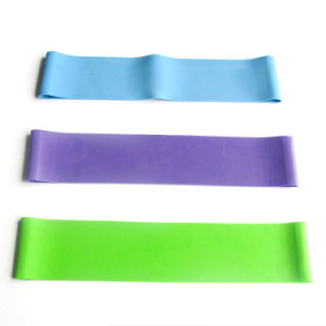 Grey Loop Resistance Band/Exercise Loop Bands pictures & photos