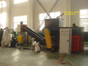 HDPE Pipe Shredder 63-800mm pictures & photos