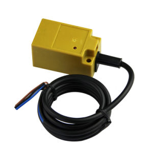 M18 DC 6-36V Three Wire NPN No Inductive Proximity Switch Sensor pictures & photos