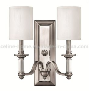 Europe Style Wall Light with Top Metal Grade Lamp (C006-1W) pictures & photos