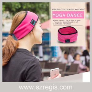 New Sports Sweat Nylon Scarf Stereo Bluetooth Headset Headphone pictures & photos