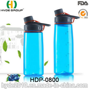 Hot Sale Good Quality BPA Free Plastic Water Bottle (HDP-0800) pictures & photos