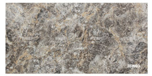 Porcelain Natural Stone Rustic Exterior Wall Tile (300X600mm)