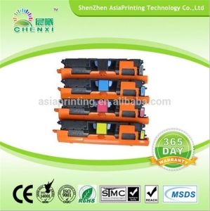 Remanufactured Toner Cartridge C9700A - C9703A Toner Cartridge 121A for HP Color Laserjet 1500/2500 pictures & photos