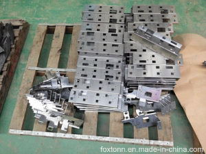 OEM Galvanized Steel Laser Cutting Fabrication pictures & photos