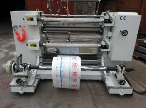 Automatic Vertical Slitting and Rewinding Machine pictures & photos